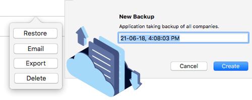 Moon Invoice - New Backup