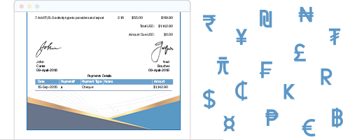 Moon Invoice - Payment Image