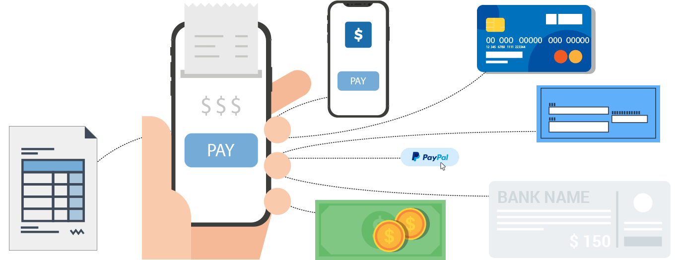 Moon Invoice - Payment Banner